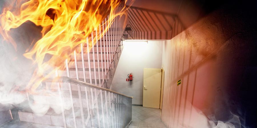 Brann- og rømningsplaner